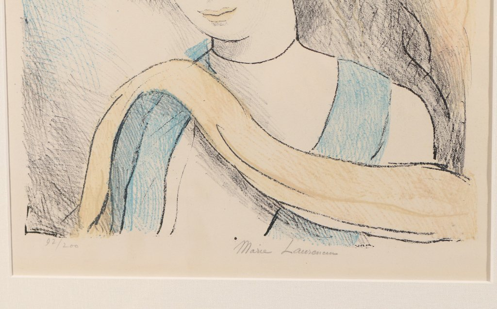 MARIE LAURENCIN (French, 1883-1956) - 6