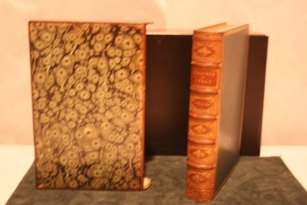 """3: BOOK: """"ITALY, A POEM"""" SAMUEL ROGERS, 8VO, FULL LE"""