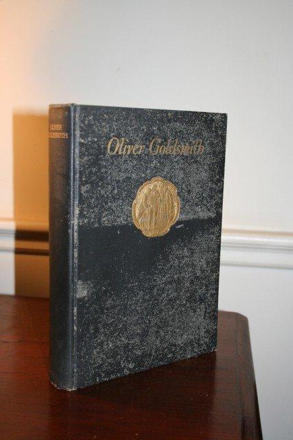 18: OLIVER GOLDSMITH , BIBLIOGRAPHY & BIOGRAPHY CONSI