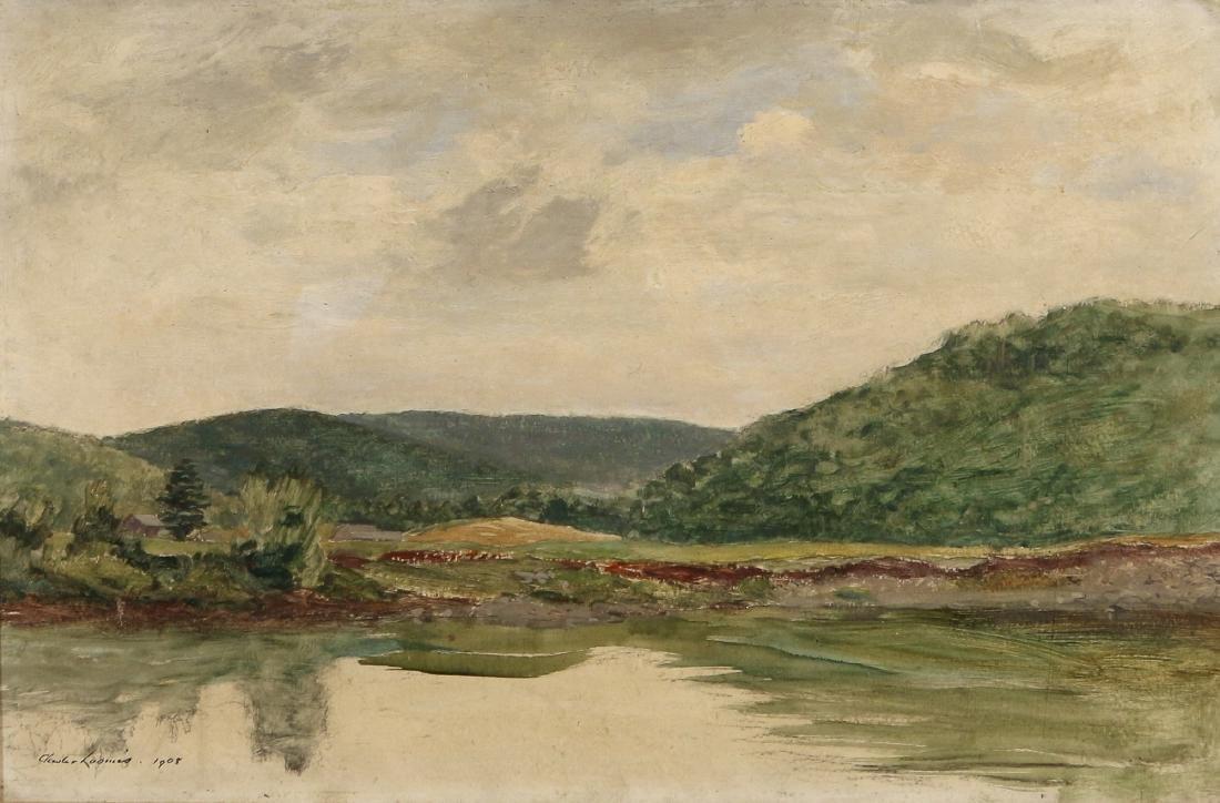 CHESTER LOOMIS (American, 1852-1924)