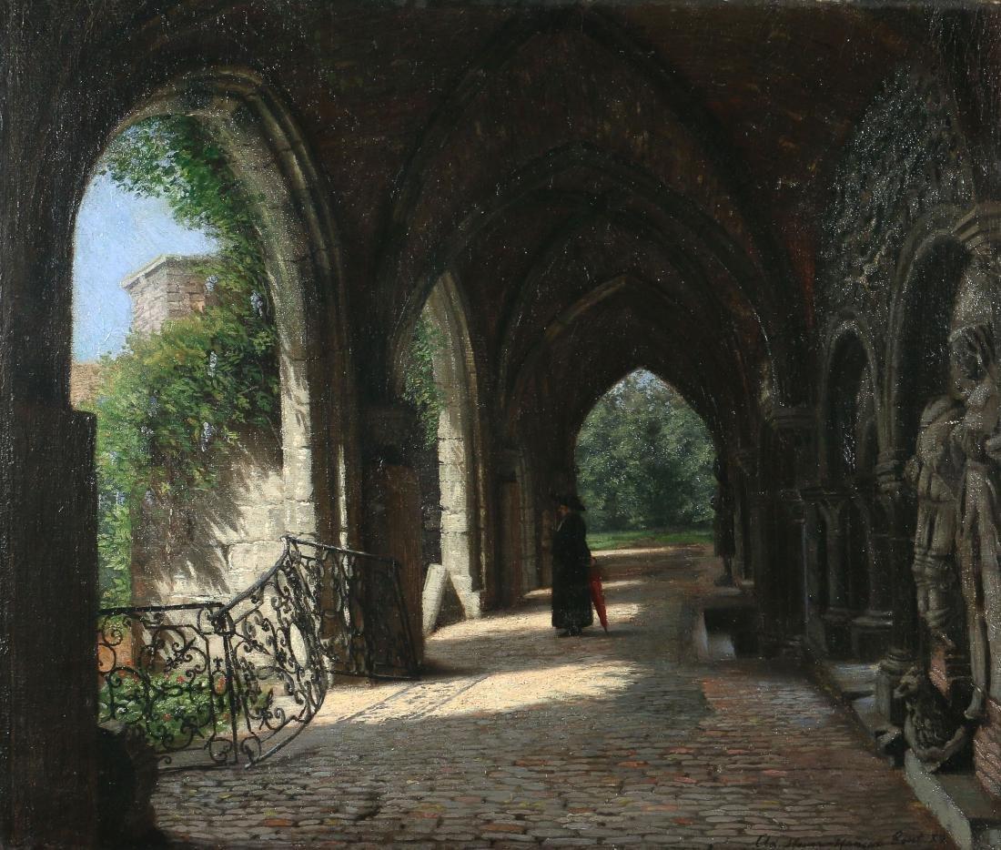 ADOLF HEINRICH HANSEN (Danish, 1859-1925)