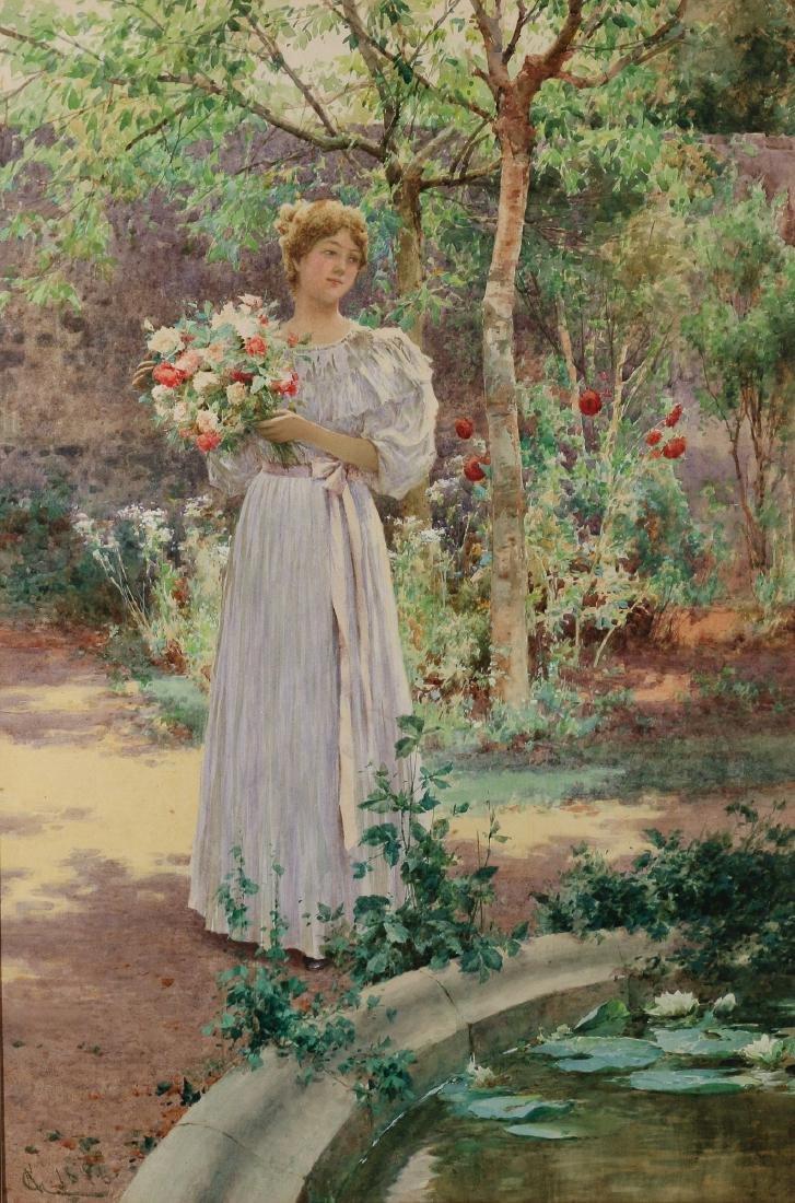 ALFRED A. GLENDENING, JR. (English, 1861-1903/07)