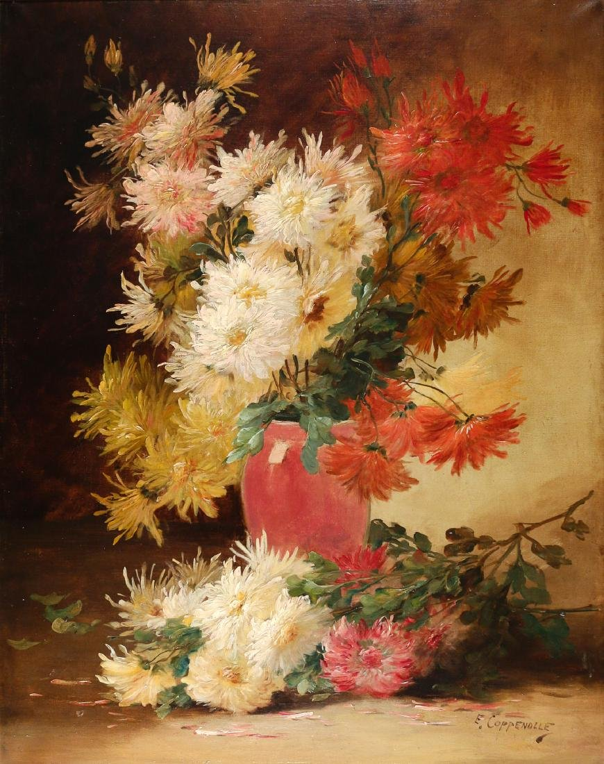 EDMOND COPPENOLLE (Belgian, 1846-1914)