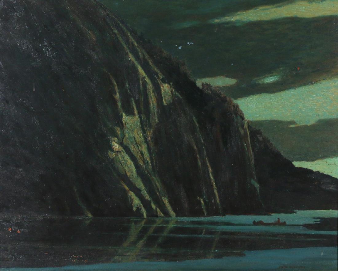 JOHN W. ALLISON (American, 1893-)