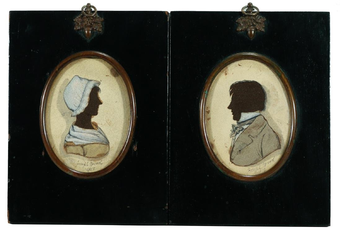 JOSEPH WOOD (American, 1778-1852)