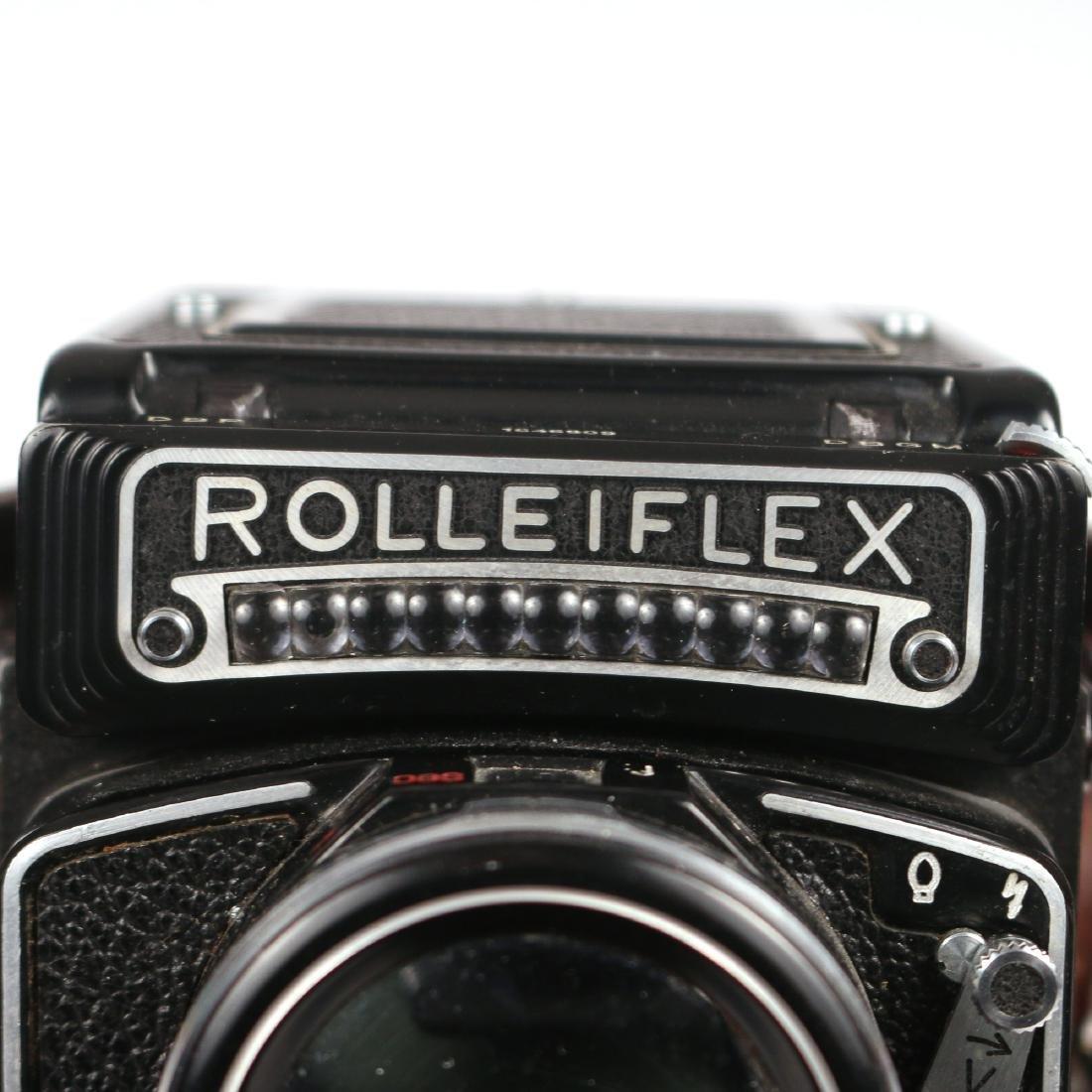 ROLLEIFLEX 2.8E CAMERA - 7