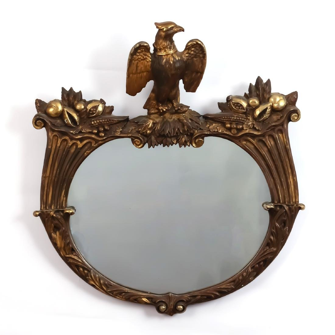 FEDERAL GILTWOOD EAGLE MIRROR