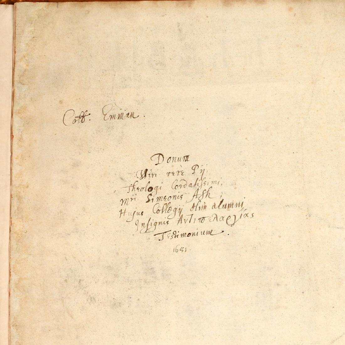 [FRANCIS FRY COPY] BISHOPS' BIBLE [1572] - 11