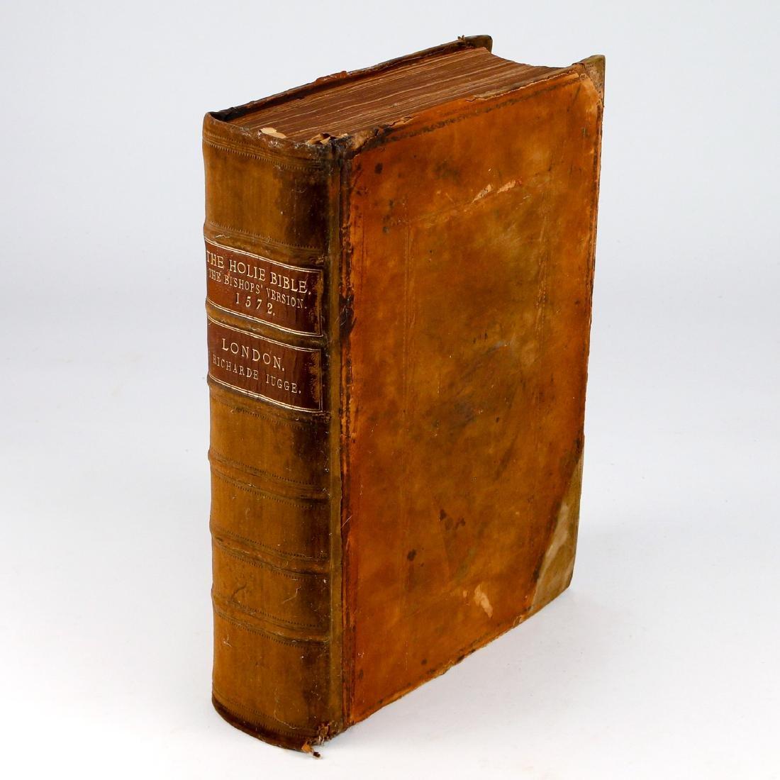 [FRANCIS FRY COPY] BISHOPS' BIBLE [1572] - 13
