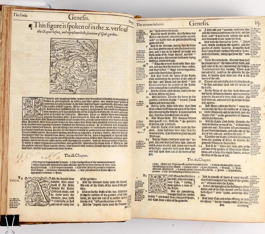 [FRANCIS FRY COPY] BISHOPS' BIBLE [1572] - 14