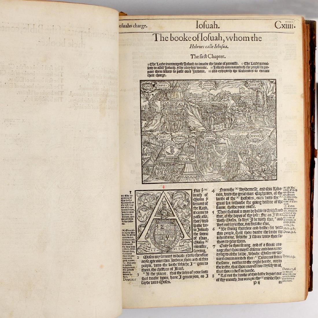 [FRANCIS FRY COPY] BISHOPS' BIBLE [1572] - 19