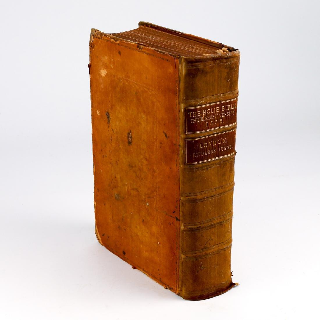 [FRANCIS FRY COPY] BISHOPS' BIBLE [1572] - 3