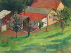 JUDITH CHAMBERLAIN (American, 1893-1965)