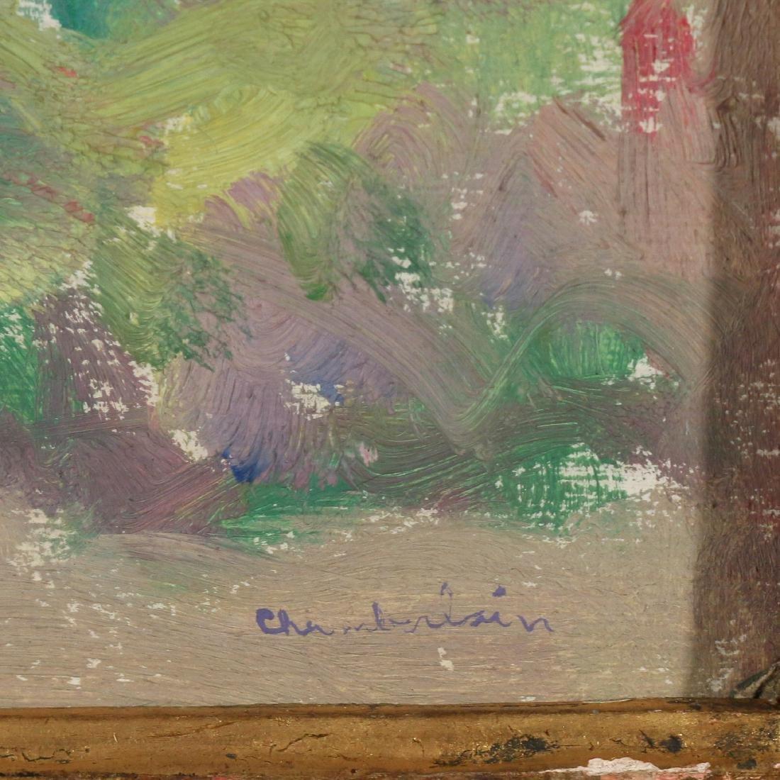 (4pc) JUDITH CHAMBERLAIN (American, 1893-1965) - 3