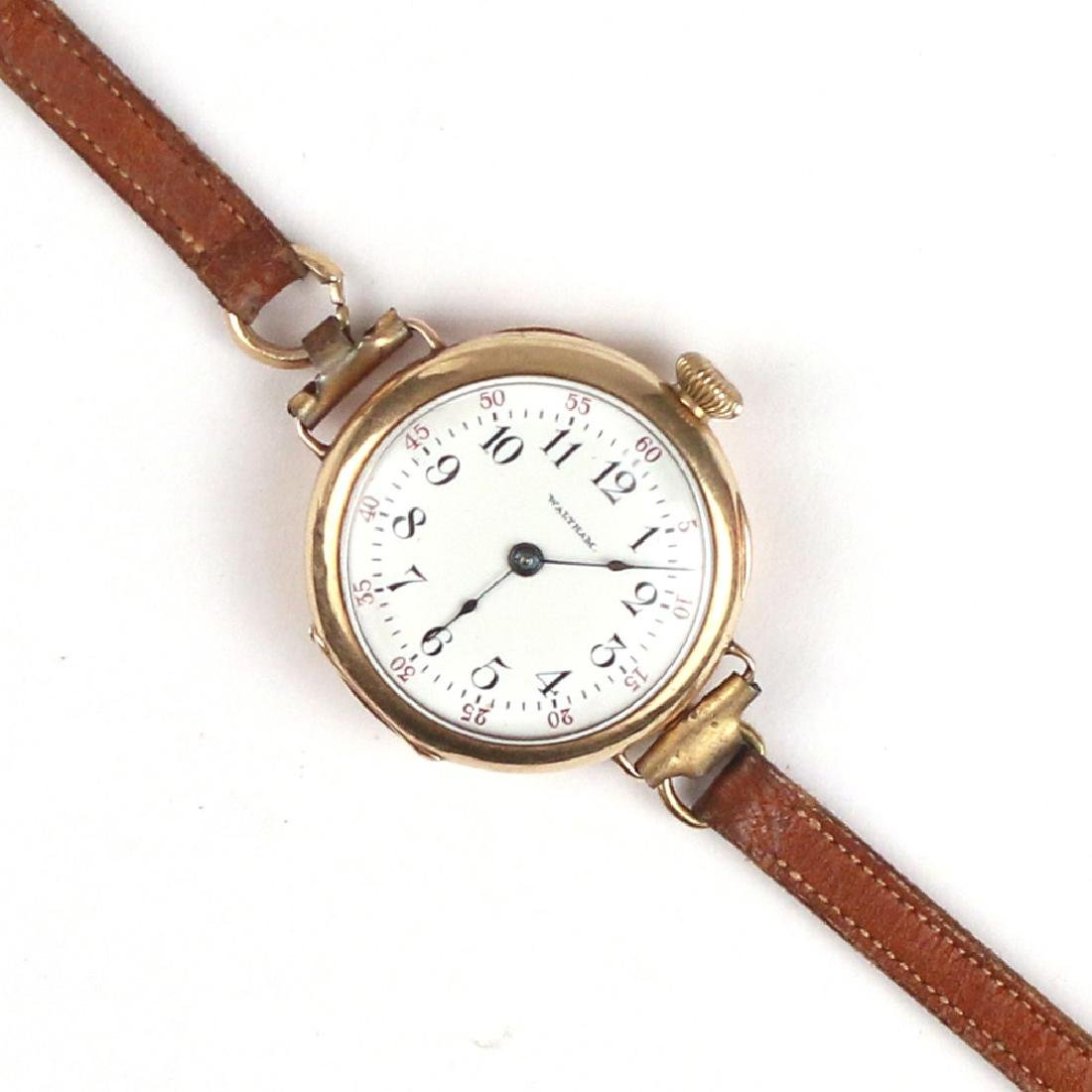 WALTHAM POCKET WATCH / WRISTWATCH