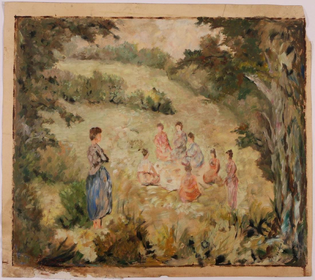 ROBERT CUMMINGS WISEMAN (American, 1891-)