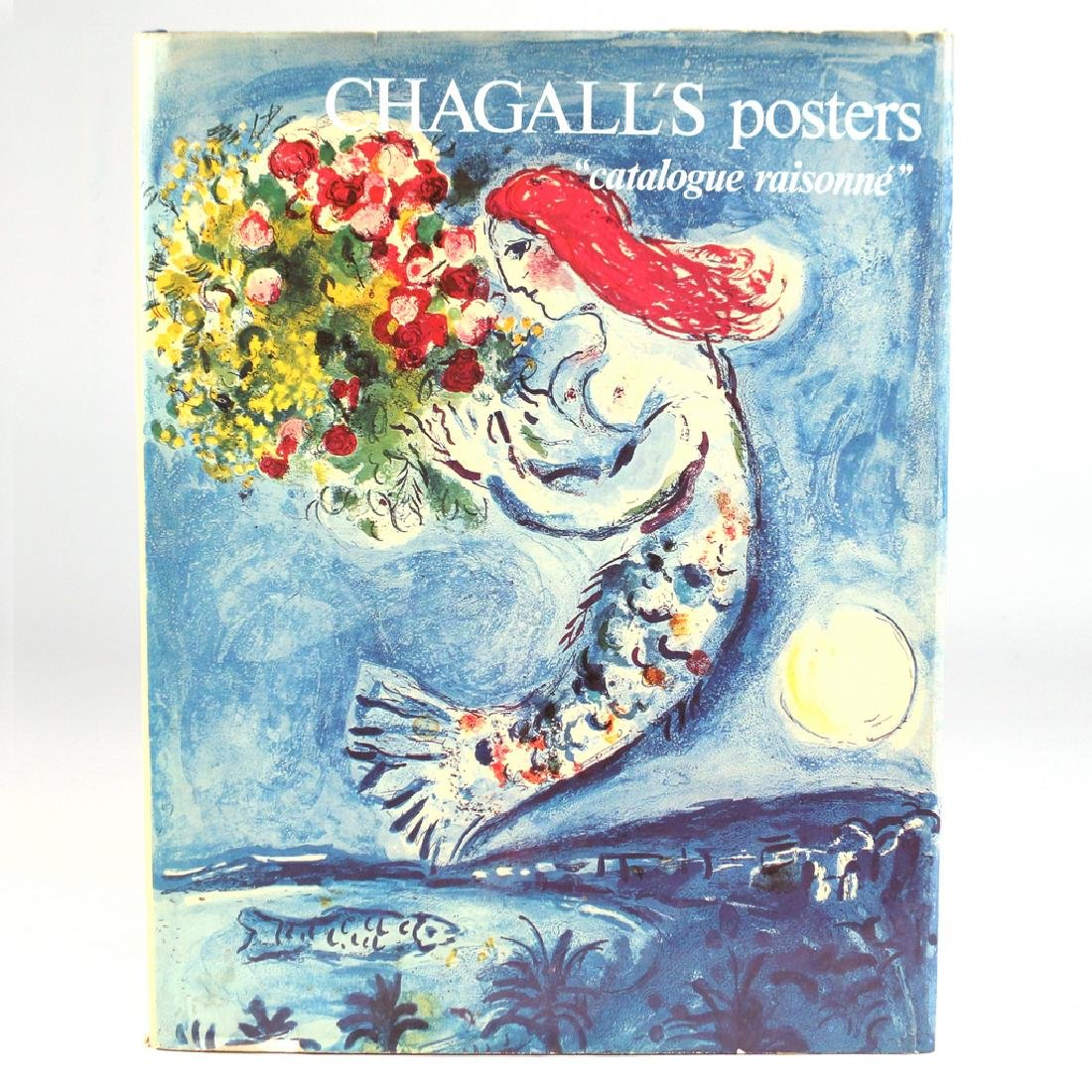 CHAGALL'S POSTERS CATALOGUE RAISONNE