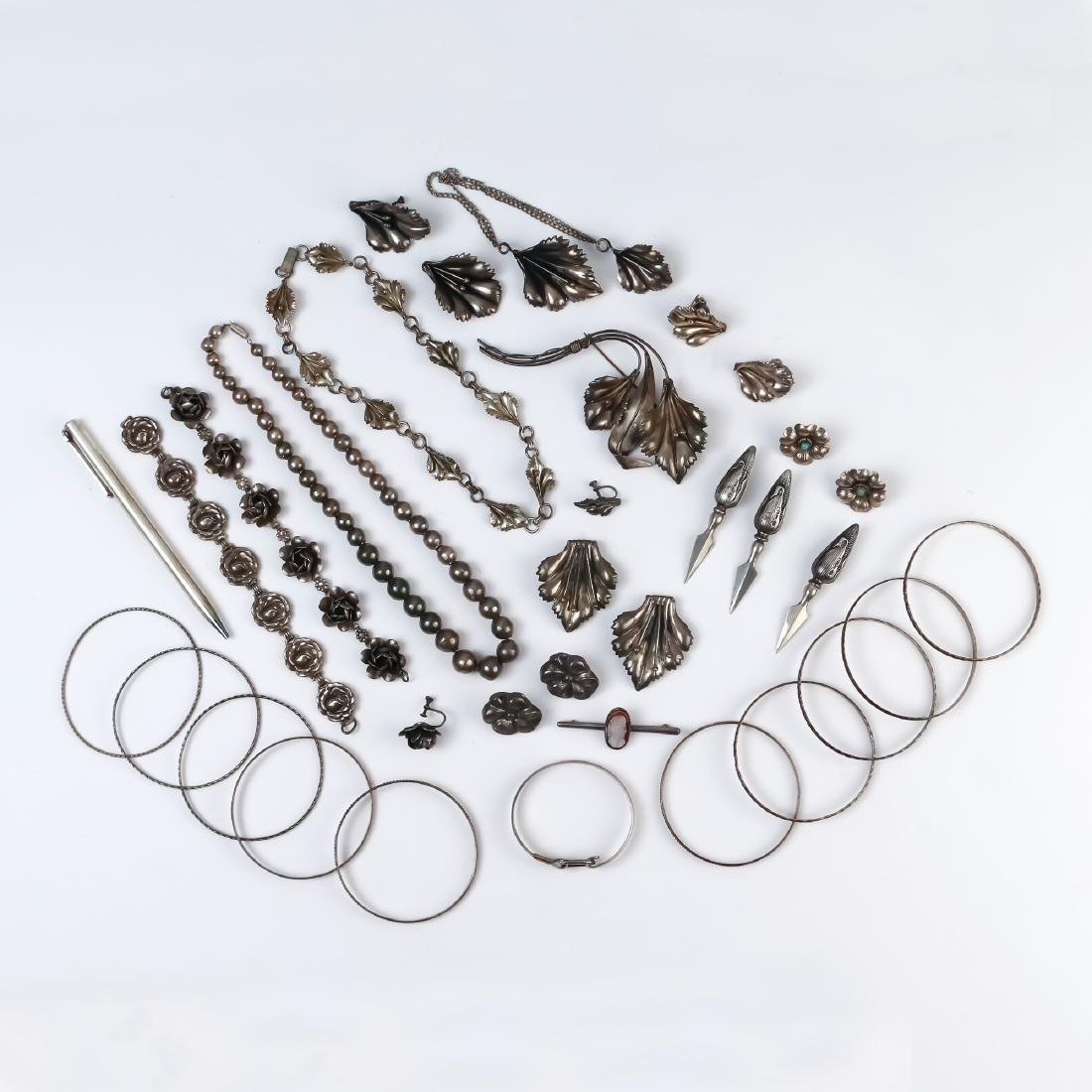 STERLING JEWELRY & OTHER