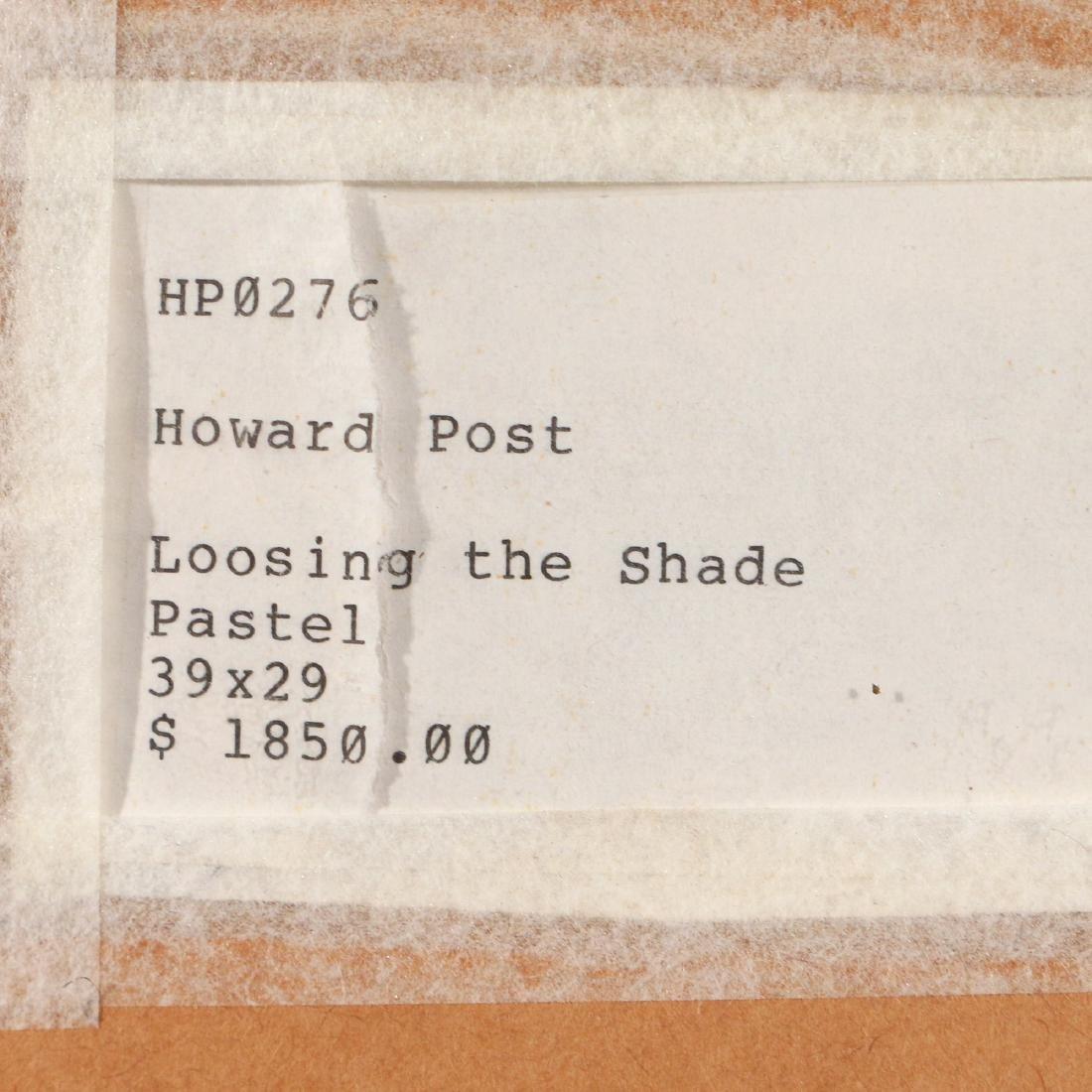 HOWARD POST (American, 1948-) - 6