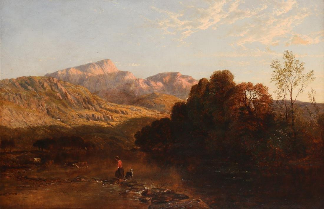 (ATTRIB) EDMUND DARCH LEWIS (Amer., 1835-1910)