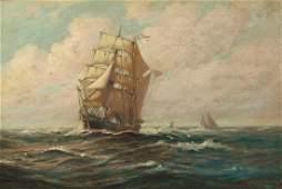 C MYRON CLARK American 18581925