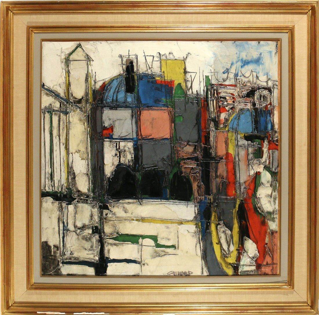 CLAUDE VENARD (French, 1913-1999) - 2