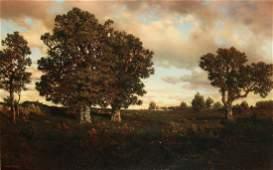 HENRY PEMBER SMITH (American, 1854-1907)