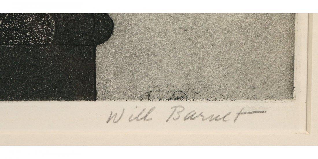 WILL BARNETT (American, 1911-2012) - 3