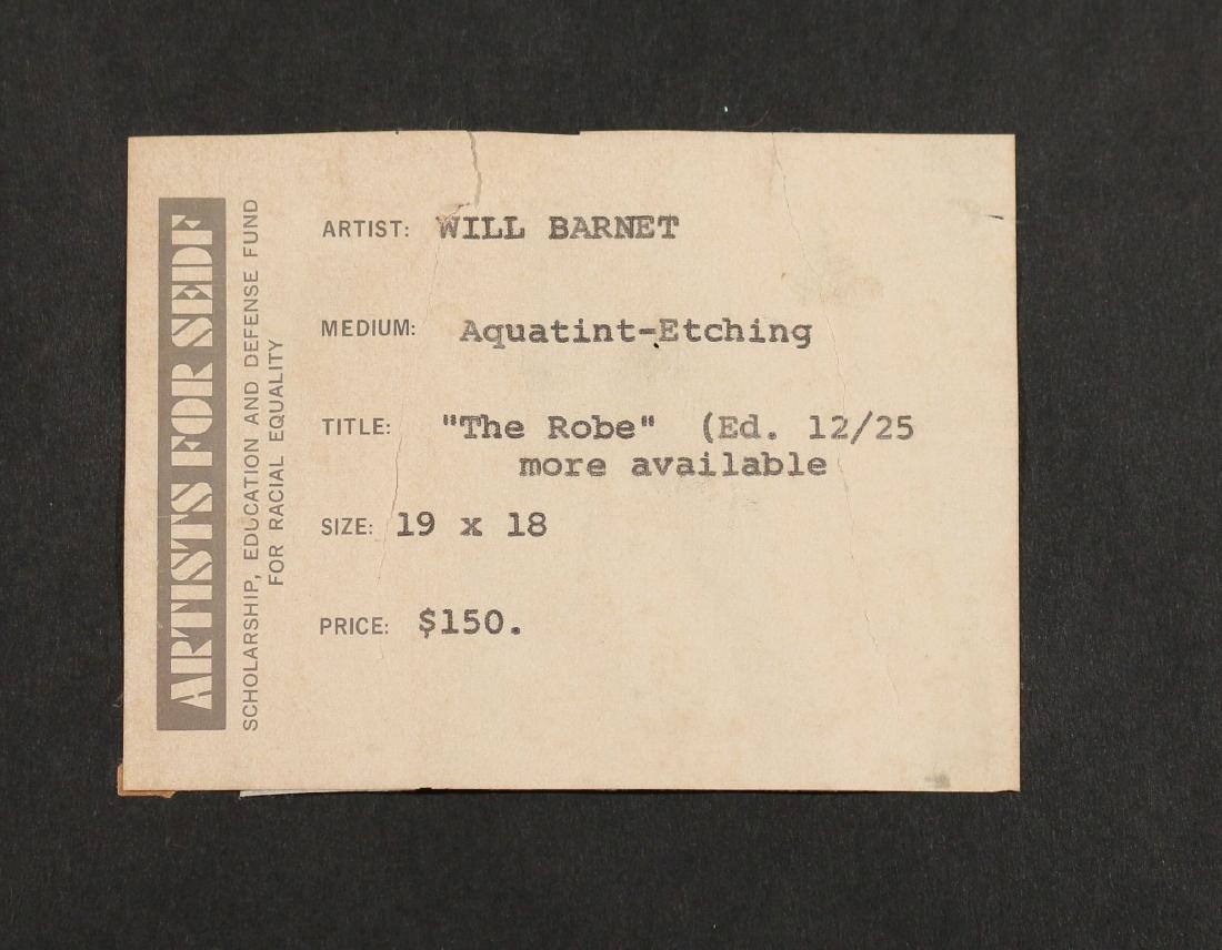 WILL BARNETT (American, 1911-2012) - 5