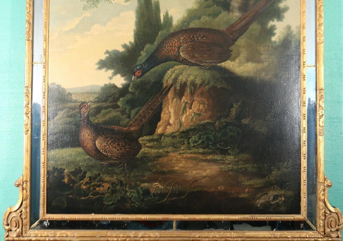 GEORGIAN WALL MIRROR - 4