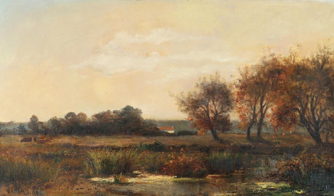WILLIAM HENRY HILLIARD (American, 1836-1905)