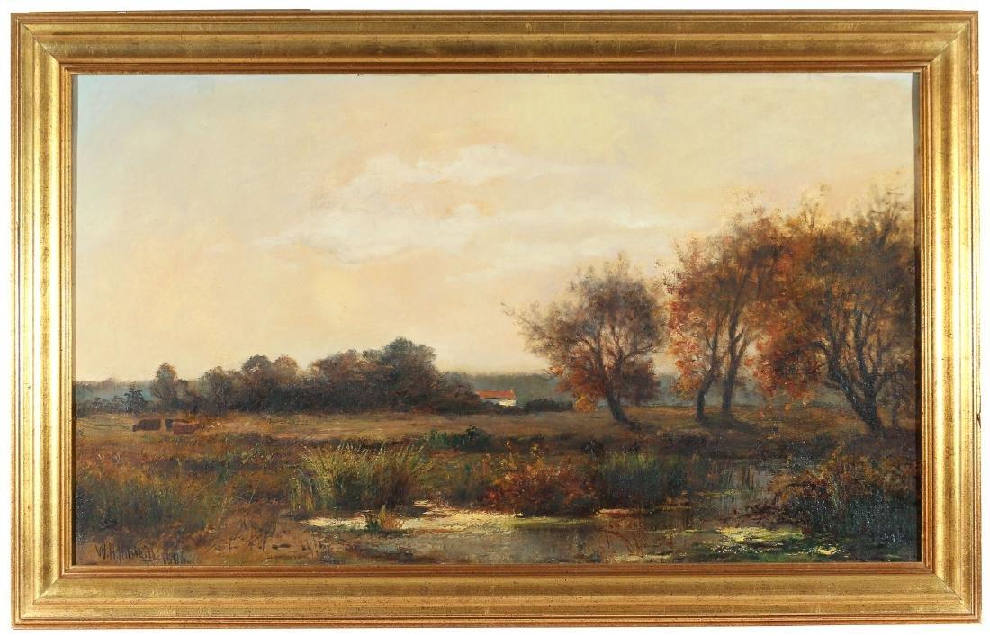 WILLIAM HENRY HILLIARD (American, 1836-1905) - 2
