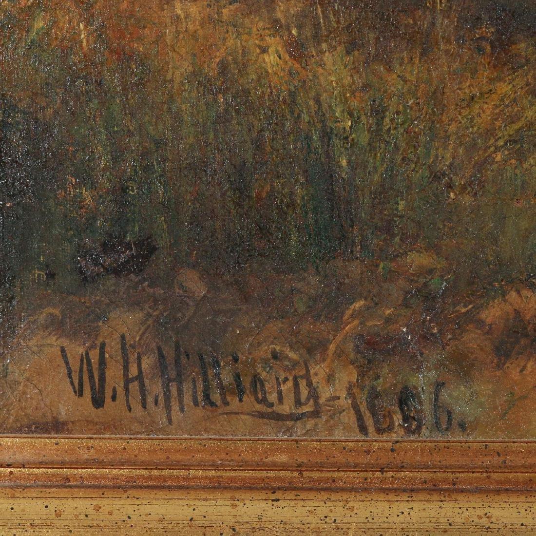 WILLIAM HENRY HILLIARD (American, 1836-1905) - 7