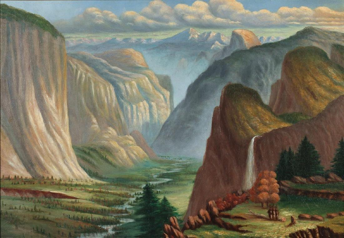 EARLY CALIFORNIA LANDSCAPE, 19th/20th Century