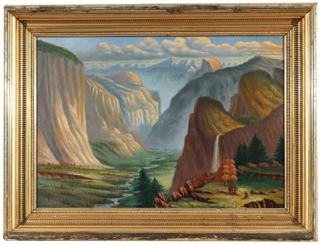 EARLY CALIFORNIA LANDSCAPE, 19th/20th Century - 2