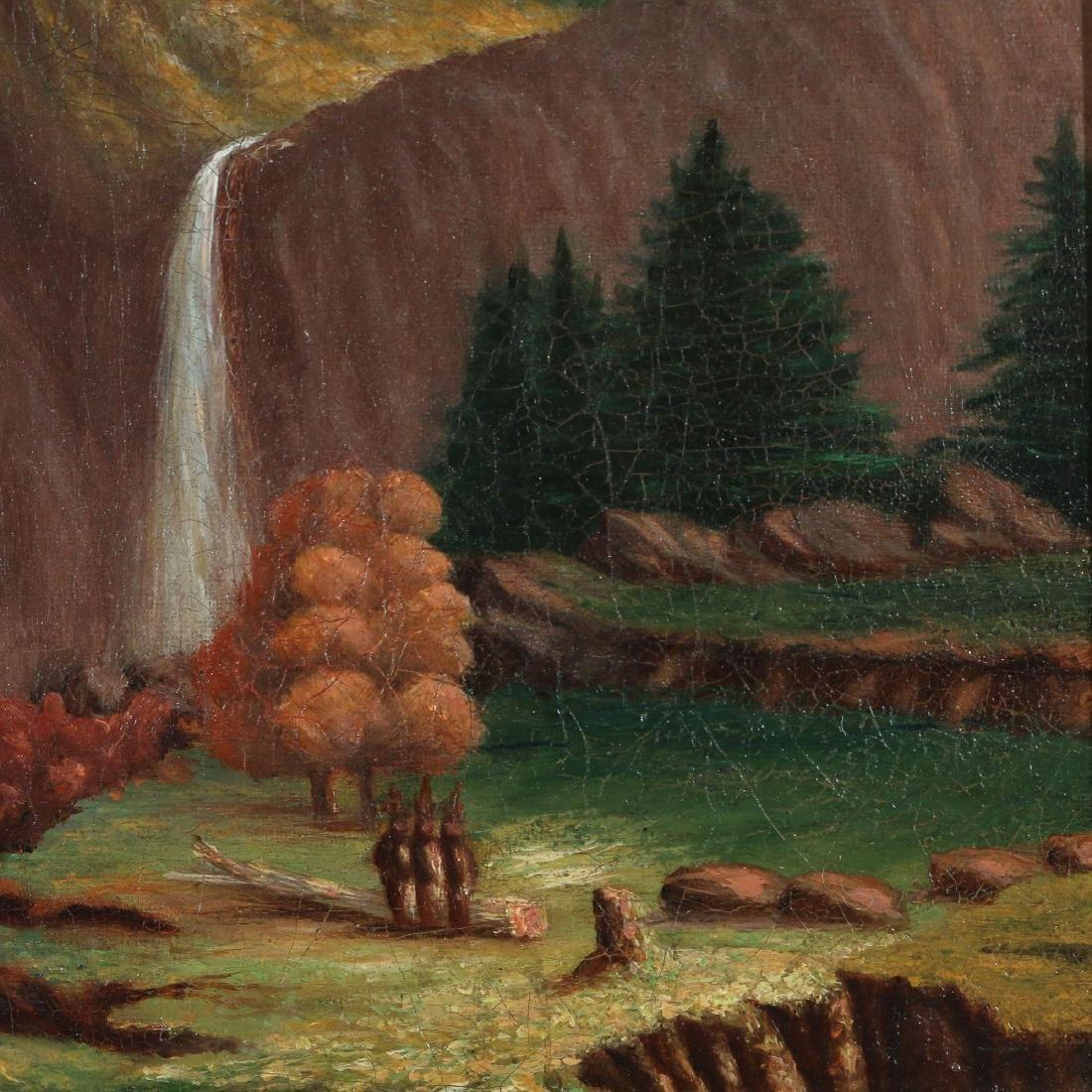EARLY CALIFORNIA LANDSCAPE, 19th/20th Century - 5