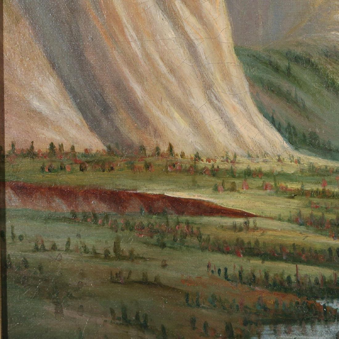 EARLY CALIFORNIA LANDSCAPE, 19th/20th Century - 6
