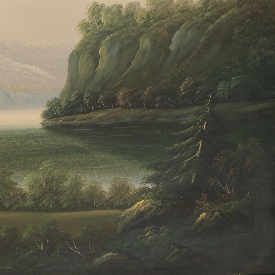 HUDSON RIVER SCHOOL LANDSCAPE, 19th Century - 3
