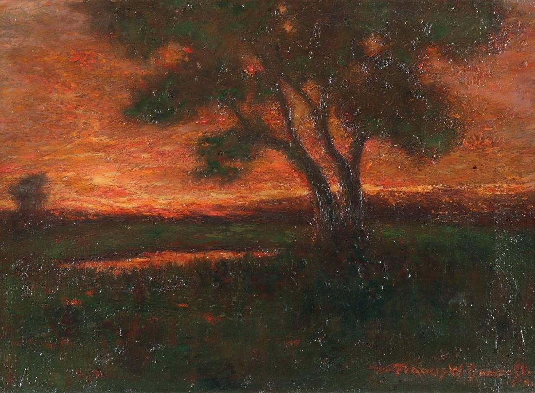 FRANCIS WILLARD BANCROFT (American, 1874-1962)