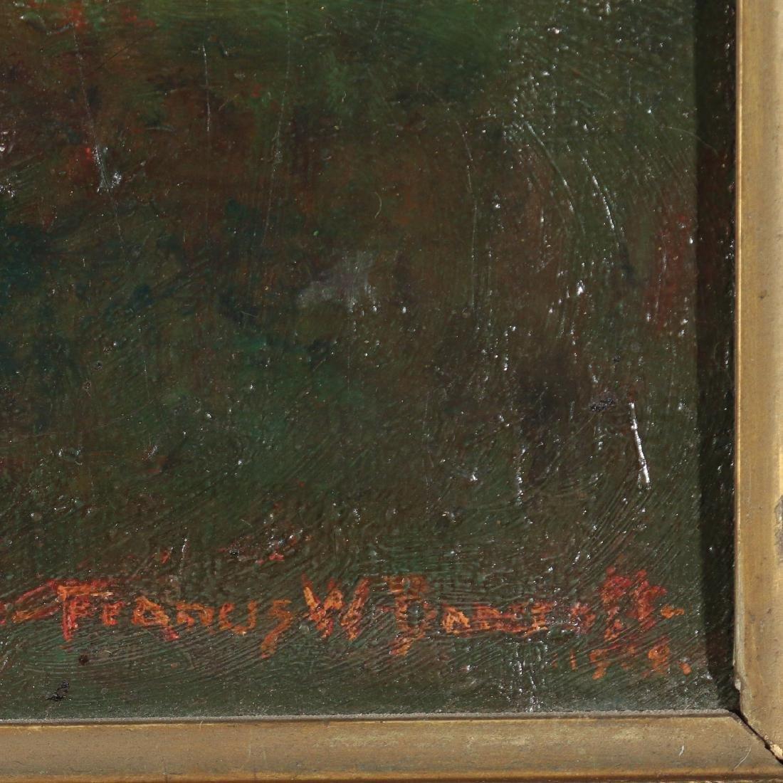 FRANCIS WILLARD BANCROFT (American, 1874-1962) - 3