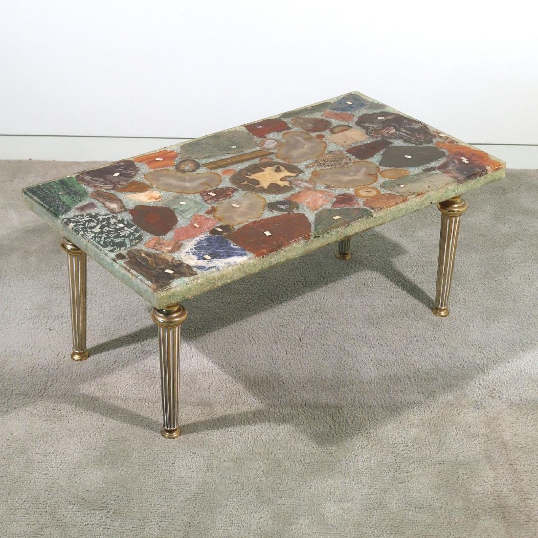 20th CENTURY SPECIMEN TABLE