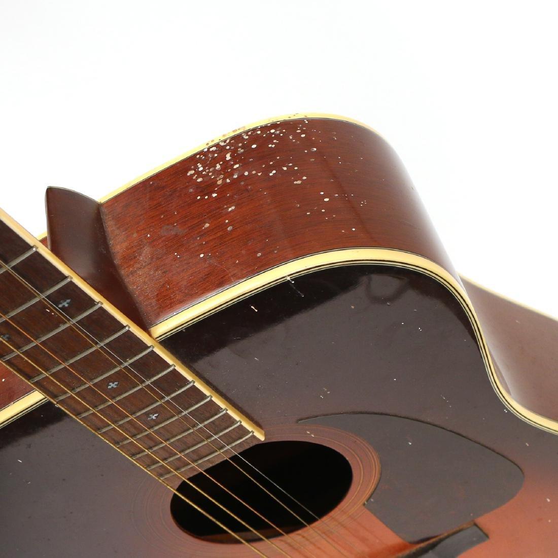 FENDER ACOUSTIC GUITAR - 3