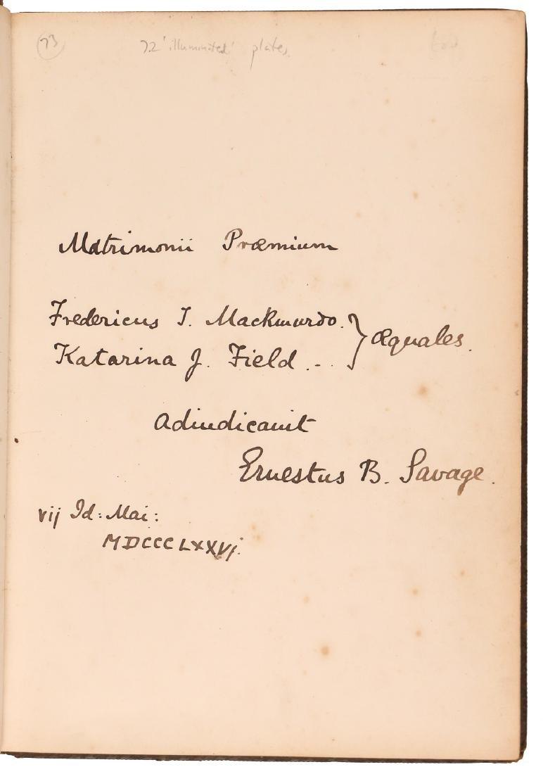 MISSALE ROMANUM LEATHER BOUND BOOK - 2