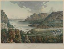 ROBERT HAVELL 17931878 VIEW OF WEST POINT