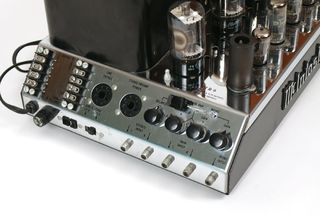 McINTOSH MODEL MC240 STEREO AMPLIFIER - 4