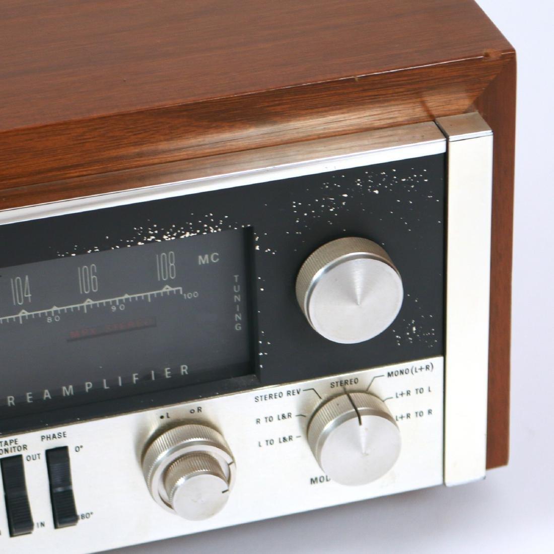 McINTOSH STEREO TUNER PRE-AMPLIFIER - 4