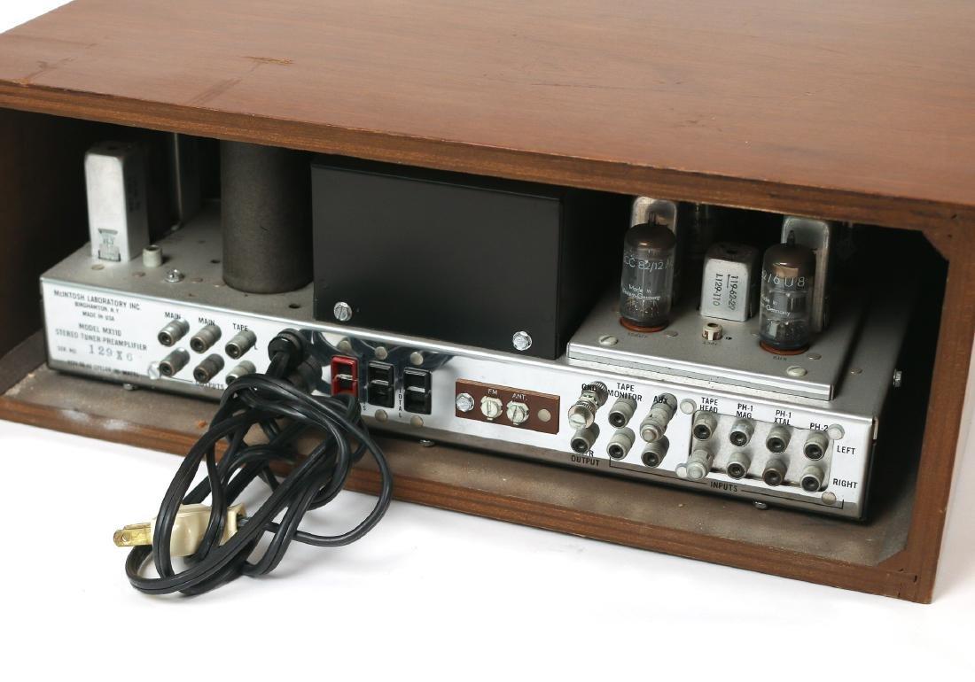McINTOSH STEREO TUNER PRE-AMPLIFIER - 5