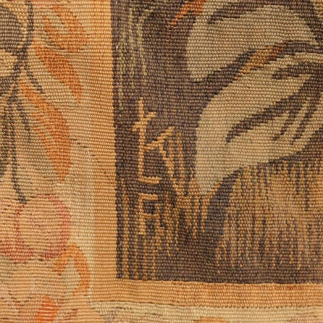19th C. AUBUSSON TAPESTRY - 2