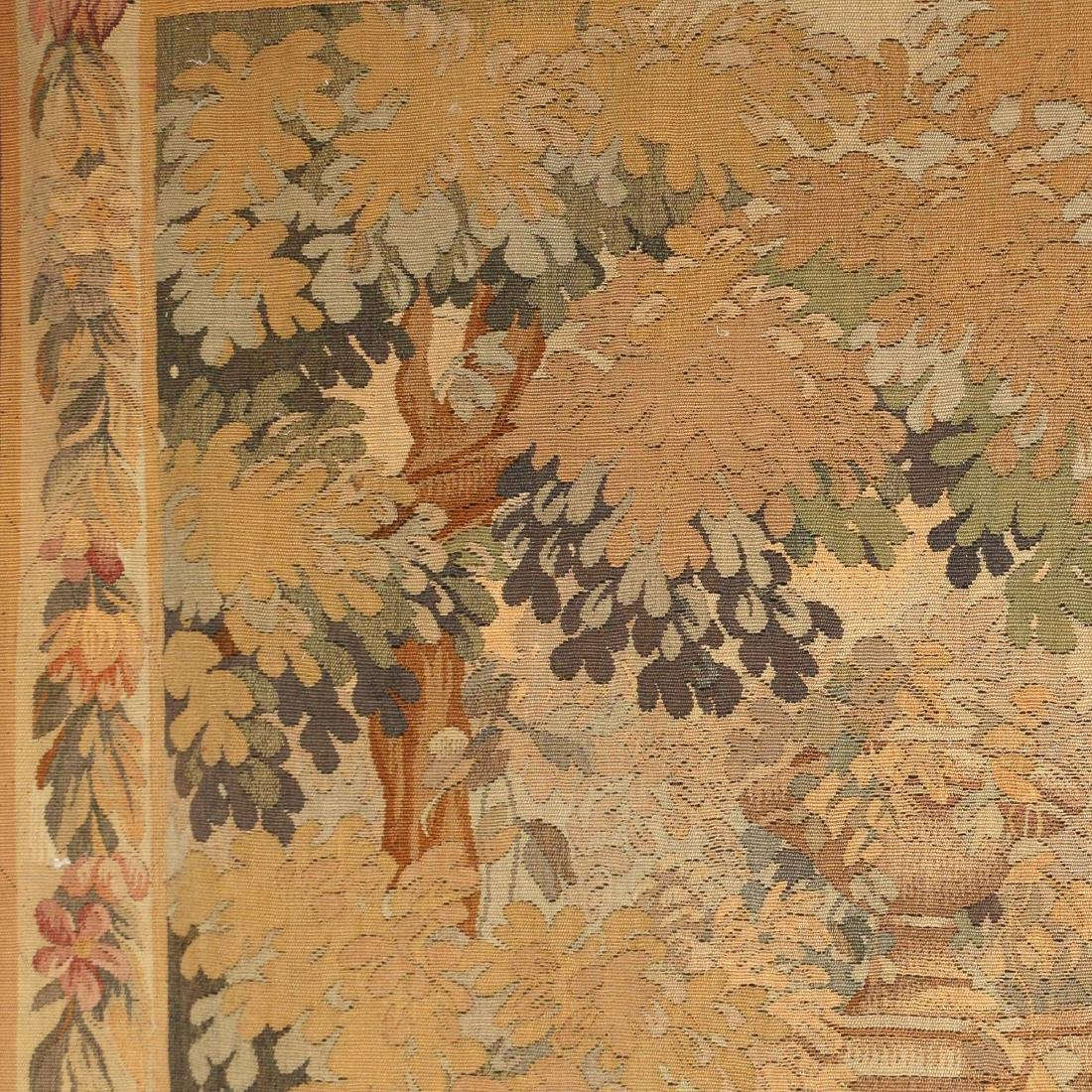 19th C. AUBUSSON TAPESTRY - 3