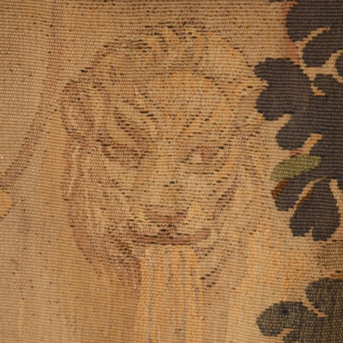 19th C. AUBUSSON TAPESTRY - 6